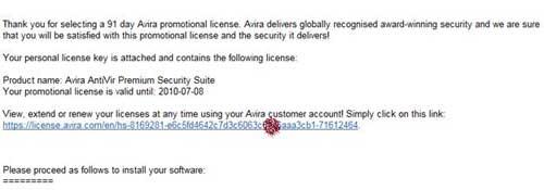Nhận key bản quyền phần mềm Avira Antivirus Premium miễn phí trong 3 tháng - 3