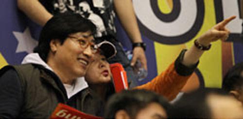 Lee Young Ae lần đầu khoe chồng - 3