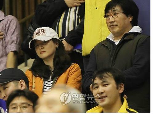 Lee Young Ae lần đầu khoe chồng - 6