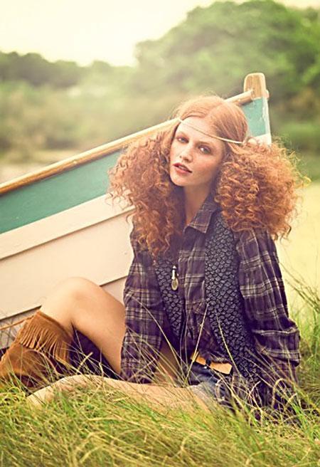 Chọn phong cách thời trang hippie cho mùa hè! - 10