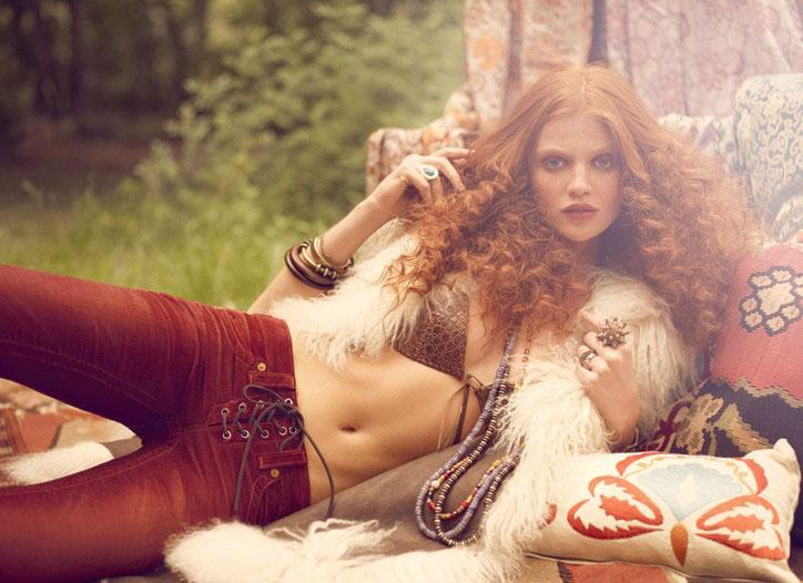 Chọn phong cách thời trang hippie cho mùa hè! - 9