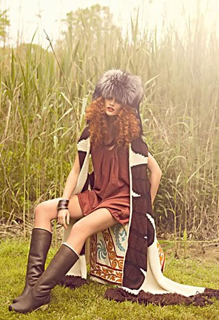 Chọn phong cách thời trang hippie cho mùa hè! - 12