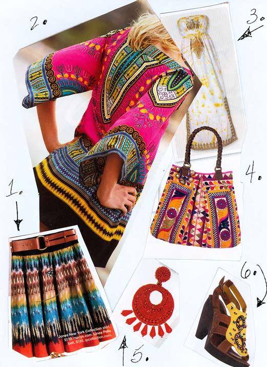 Chọn phong cách thời trang hippie cho mùa hè! - 2