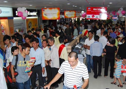 Hệ thống trung tâm điện máy nội thất Thiên Hòa khai trương trung tâm kinh doanh thứ 5: Thiên Hòa Gò Vấp - 1