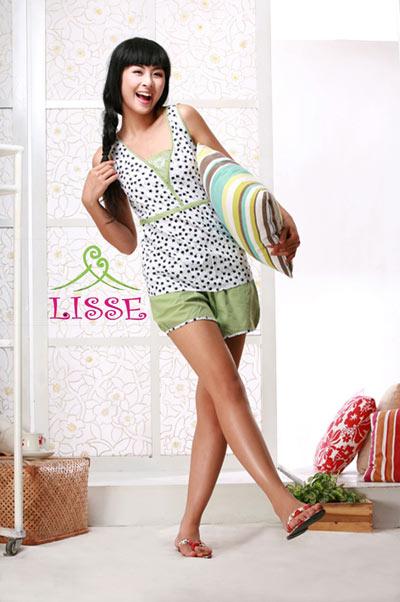 Phong cách thời trang mặc nhà LISSE Hè 2010 (Phần 1) - 6