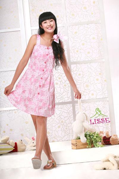 Phong cách thời trang mặc nhà LISSE Hè 2010 (Phần 1) - 1