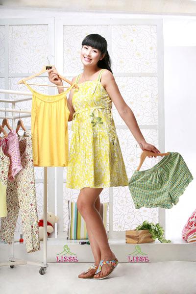 Phong cách thời trang mặc nhà LISSE Hè 2010 (Phần 1) - 4