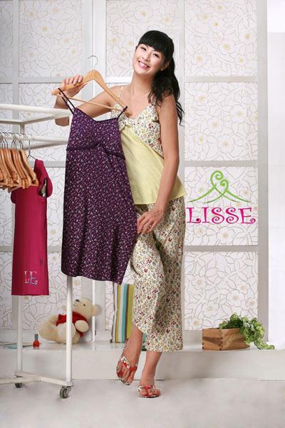 Phong cách thời trang mặc nhà LISSE Hè 2010 (Phần 1) - 5