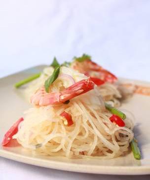 Gỏi miến hải sản Thái Lan - 1