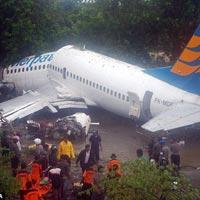 Thêm một vụ tai nạn máy bay nghiêm trọng