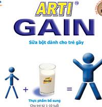 Sữa bột dinh dưỡng Arti chất lượng ngoại, giá thành Việt!