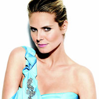 Heidi Klum bật mí bí quyết làm đẹp