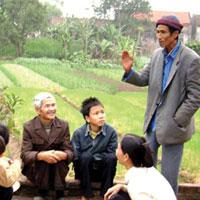 Văn Lang, cả làng nói khoác