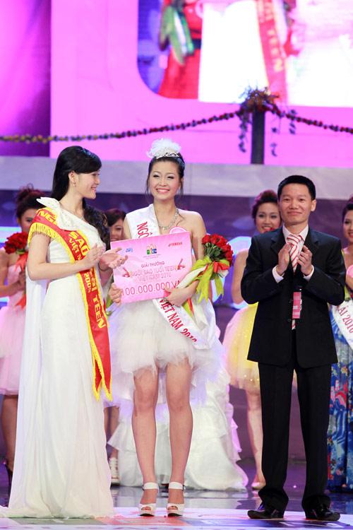 Khởi động cuộc thi Miss Teen Việt Nam 2011 - 1