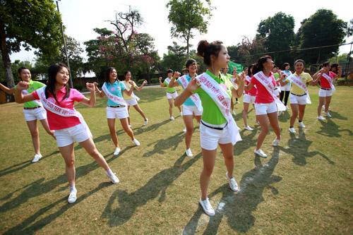 Khởi động cuộc thi Miss Teen Việt Nam 2011 - 2