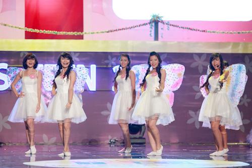 Khởi động cuộc thi Miss Teen Việt Nam 2011 - 3