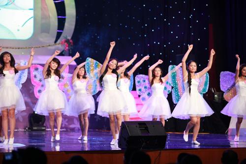 Khởi động cuộc thi Miss Teen Việt Nam 2011 - 4