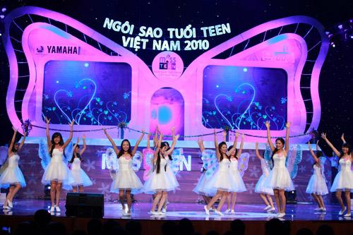 Khởi động cuộc thi Miss Teen Việt Nam 2011 - 5