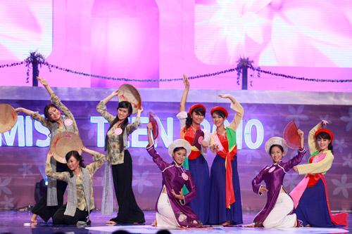 Khởi động cuộc thi Miss Teen Việt Nam 2011 - 6
