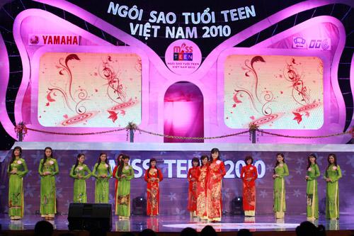 Khởi động cuộc thi Miss Teen Việt Nam 2011 - 7