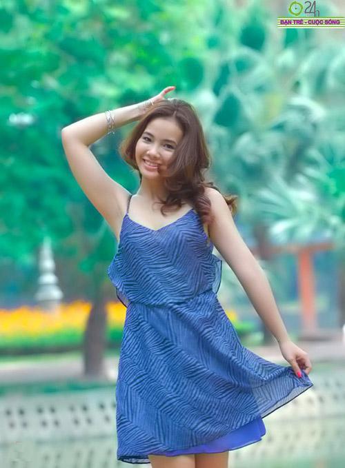Nguyễn Miền Biên Thùy xinh tươi cùng sắc hạ - 18