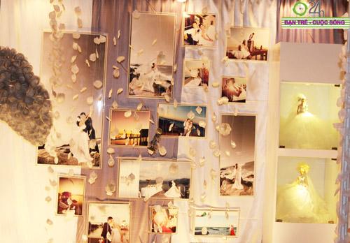 Album ảnh cưới khổng lồ của 100 cặp đôi - 11