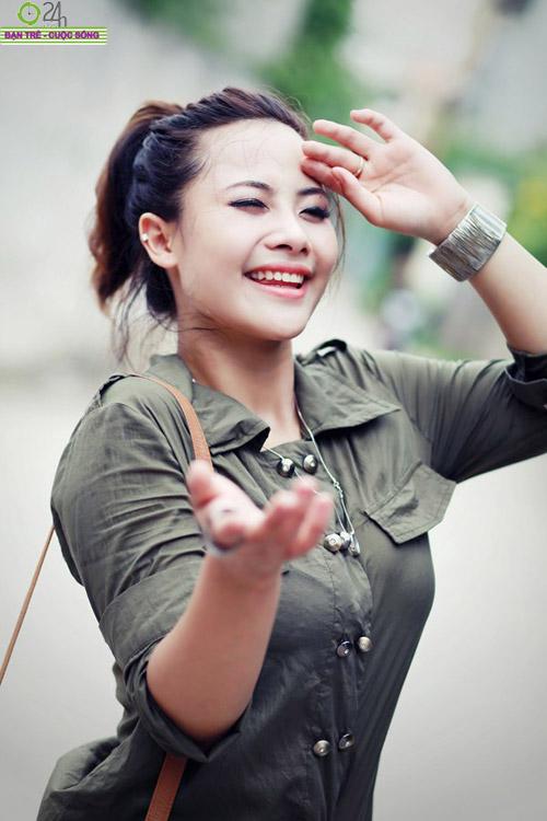 Cô nàng Miss Teen bén duyên với điện ảnh - 6