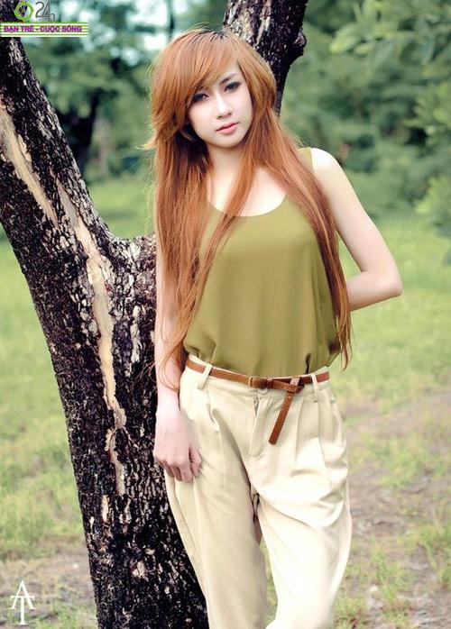 Thái Tuyết Trâm gây sốt với bản cover mới - 2