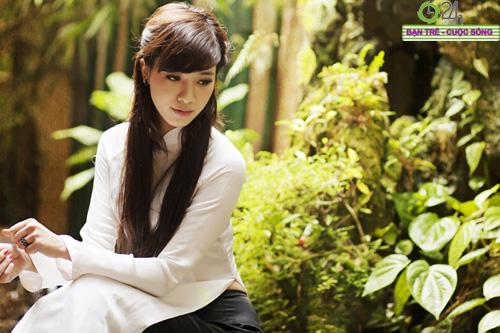 Một năm đáng nhớ của hot girl Hà Min - 5