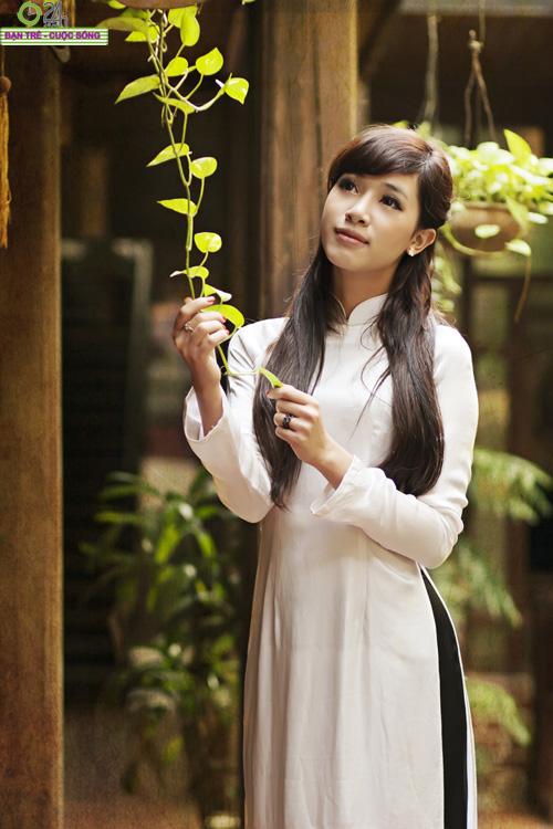 Một năm đáng nhớ của hot girl Hà Min - 3