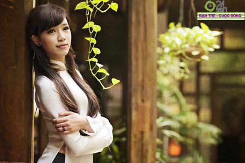 Một năm đáng nhớ của hot girl Hà Min - 4