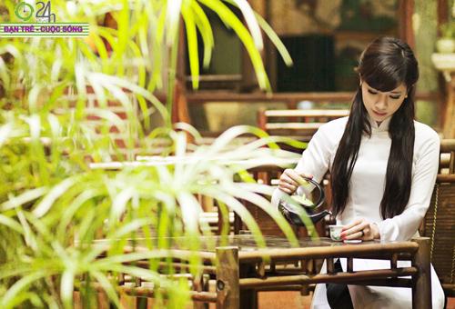 Một năm đáng nhớ của hot girl Hà Min - 12