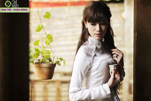 Một năm đáng nhớ của hot girl Hà Min - 1
