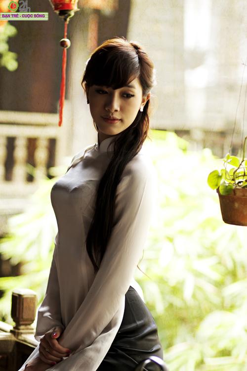 Một năm đáng nhớ của hot girl Hà Min - 2