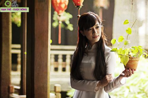 Một năm đáng nhớ của hot girl Hà Min - 6
