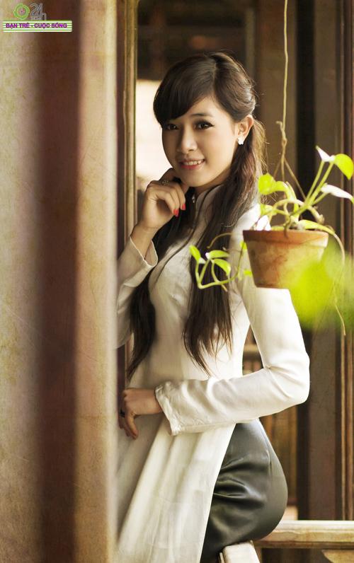 Một năm đáng nhớ của hot girl Hà Min - 9
