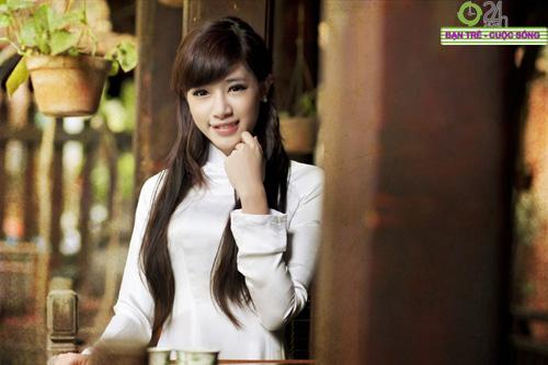 Một năm đáng nhớ của hot girl Hà Min - 10