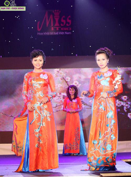 Ngắm lại dung nhan Hoa khôi trí tuệ 2011 - 17