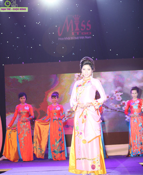 Ngắm lại dung nhan Hoa khôi trí tuệ 2011 - 18