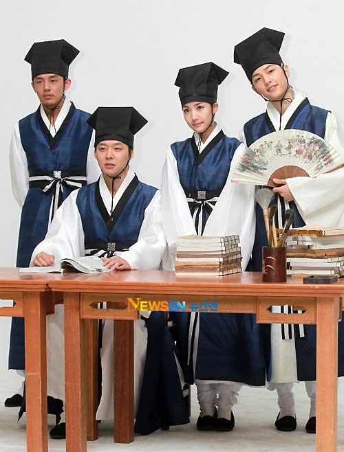 Bộ tứ nào hot nhất phim Hàn? - 5