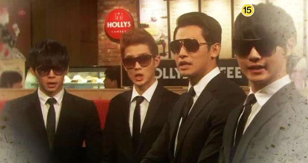 Bộ tứ nào hot nhất phim Hàn? - 12