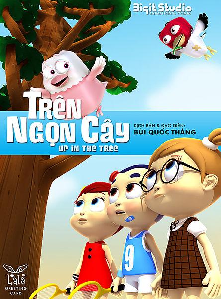 """Phim hoạt hình Việt Nam """"tỉnh giấc""""? - 2"""