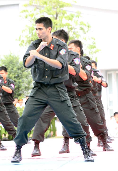 Lễ khai giảng hoành tráng của HV Cảnh sát - 17