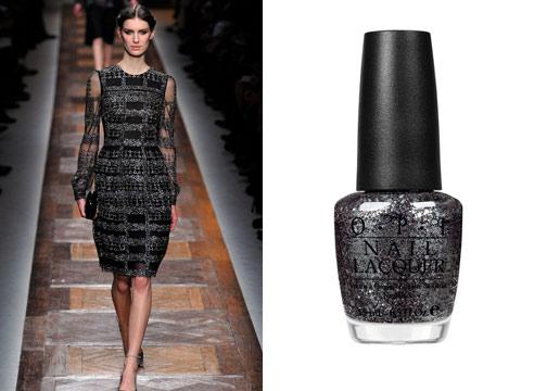 Soi màu nail đẹp từ sàn catwalk - 1