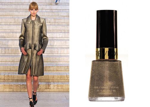 Soi màu nail đẹp từ sàn catwalk - 3