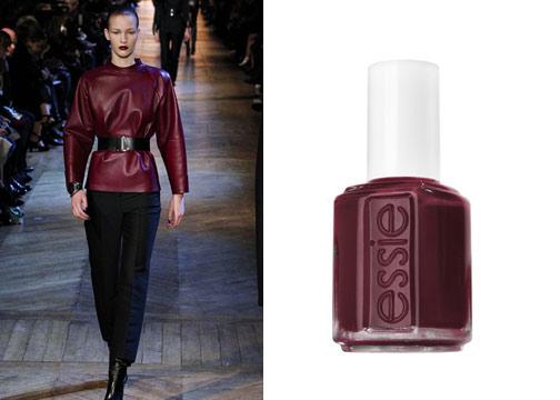 Soi màu nail đẹp từ sàn catwalk - 4
