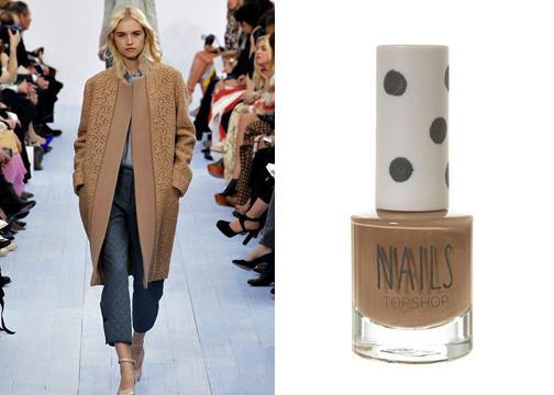 Soi màu nail đẹp từ sàn catwalk - 16