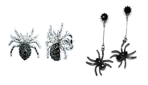 Vì sao bạn nên đeo trang sức hình nhện? - 1