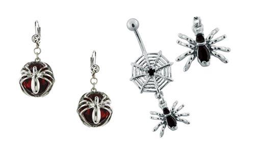 Vì sao bạn nên đeo trang sức hình nhện? - 2