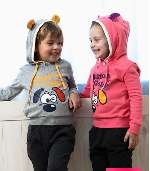 Chọn áo mùa đông xinh tươi cho bé - 5